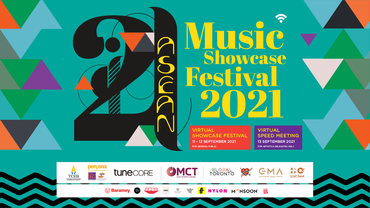 ASEAN Music Showcase Festival 2021 Returns; Adds Vietnam and Cambodia To the Roster