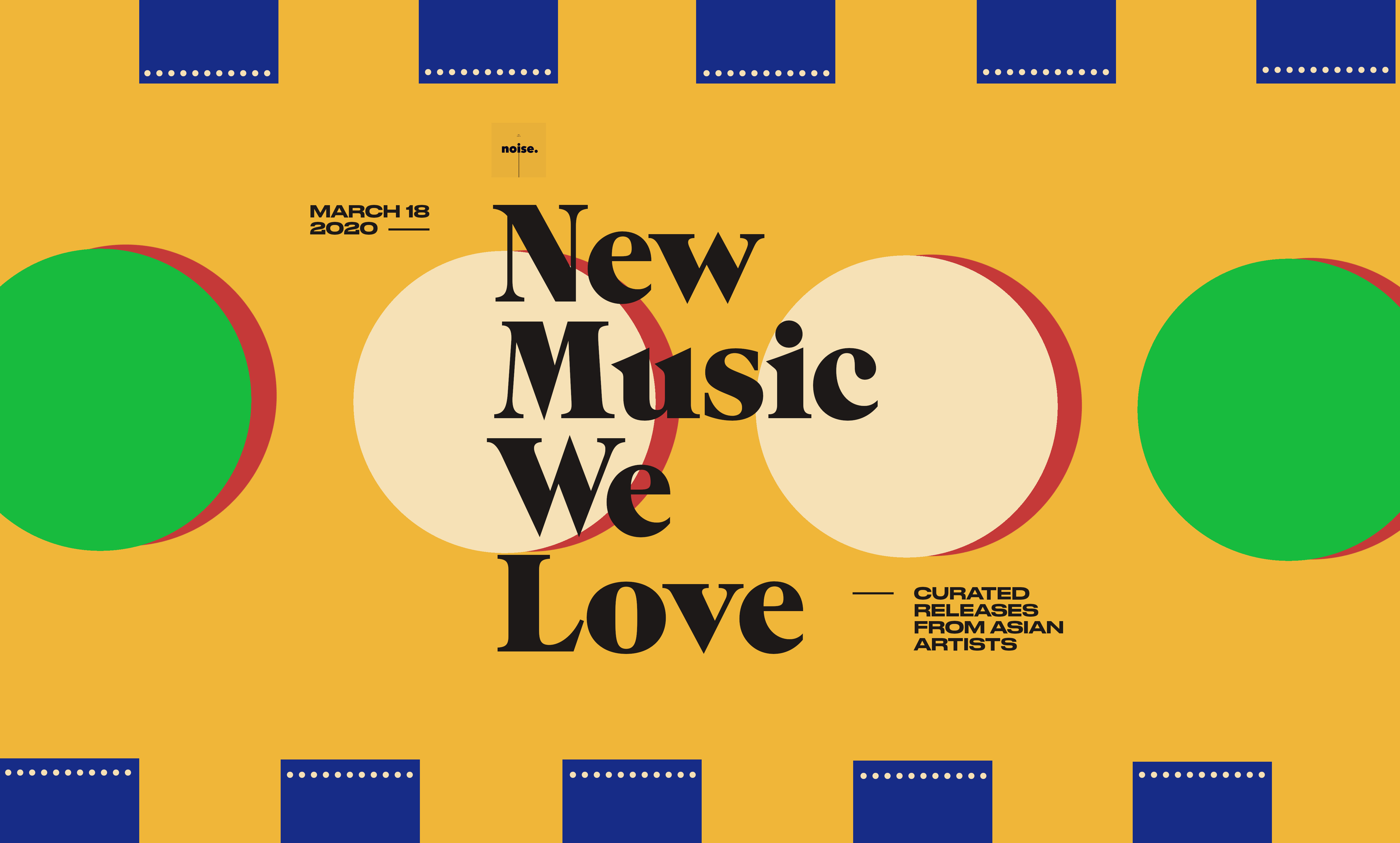 New Music We Love #2