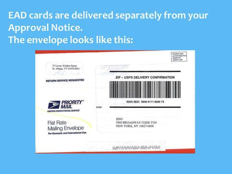 USPS delivered EAD to wrong address -didn't find out for 45+ days