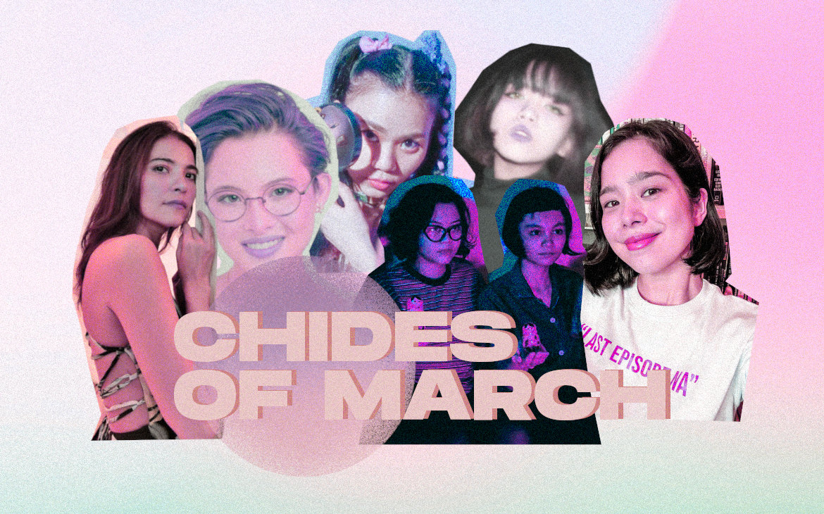 Chides of March: Choice Female Singles from the Very Recent Past