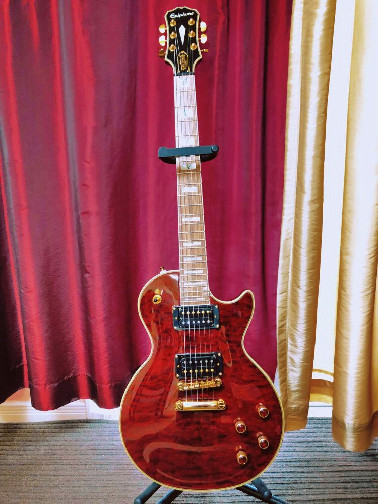 Ngd Les Paul Prophecy Custom Plus Gx Epiphone Electrics Gibson Brands Forums