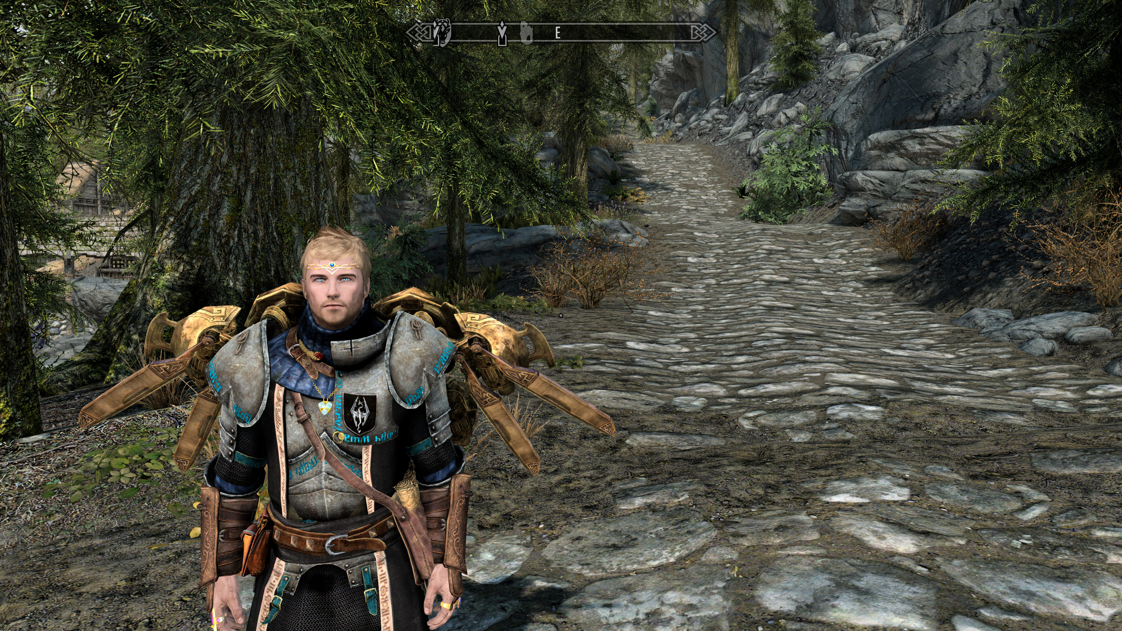 Is there a mod to turn off camera shake and/or light bursts in the