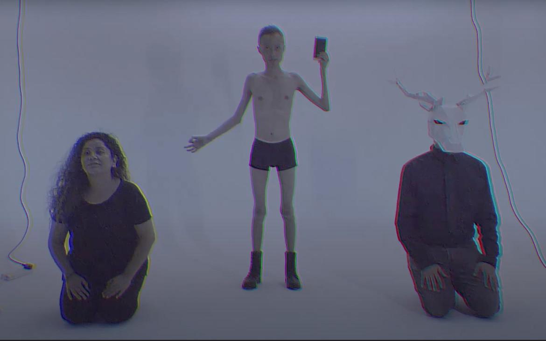 """MUSIC VIDEO: """"DEAF"""" – Deer MX"""