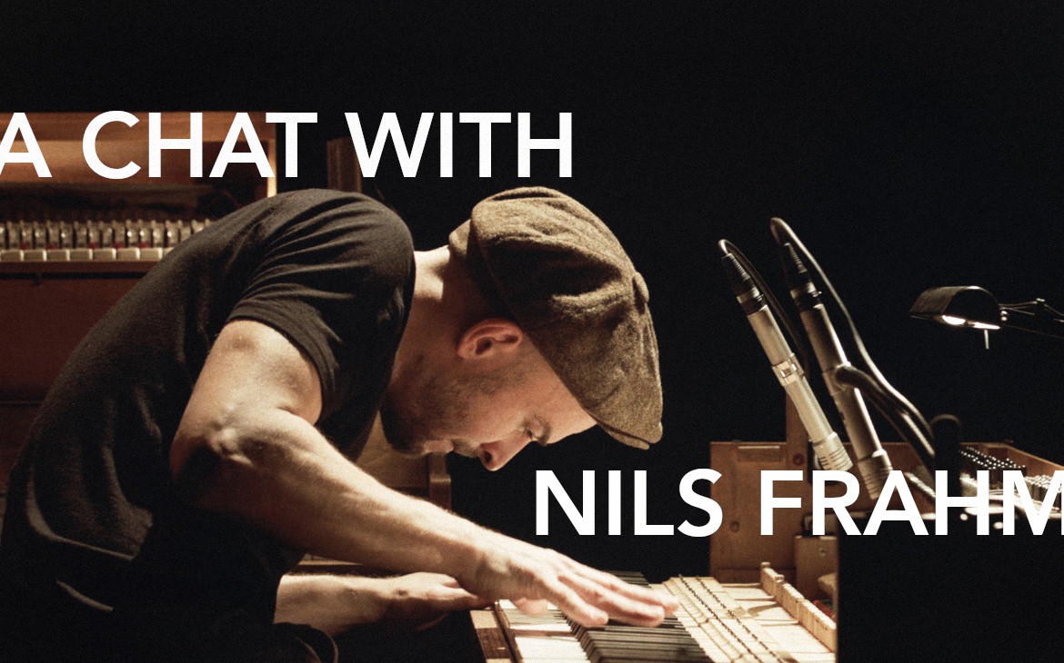 The Science and Magic Behind Composer Nil Frahm's New Concert Film