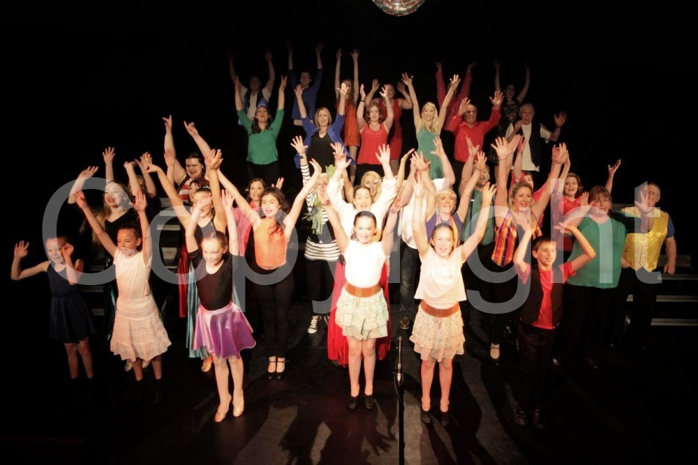 COS Musical Theatre - Centre Stage