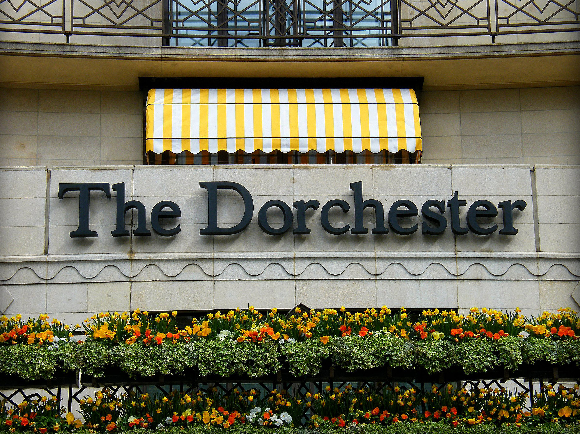 testeur d'hotels de luxe - le blog de zane - the dorchester london