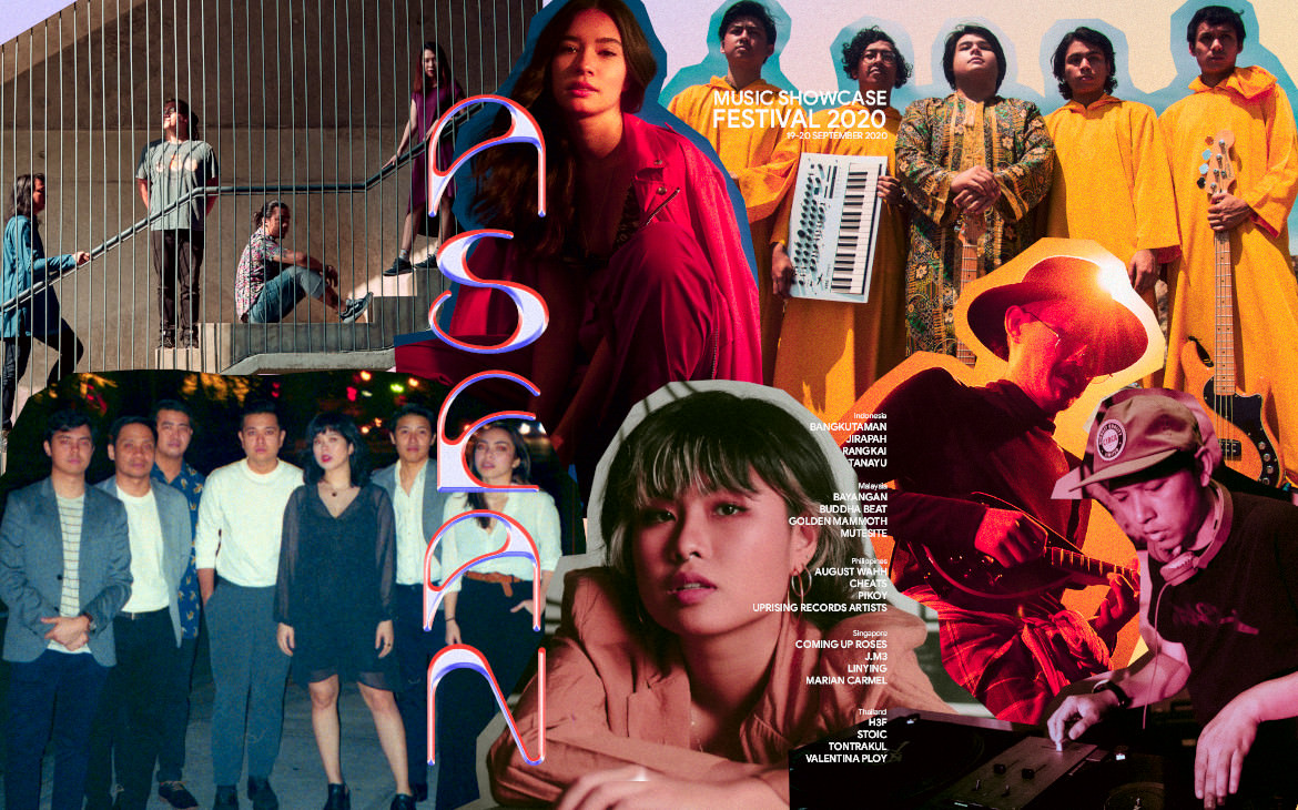 ASEAN Music Showcase Festival's debut online edition wants to prove that Southeast Asian music is no longer 'virtually invisible'