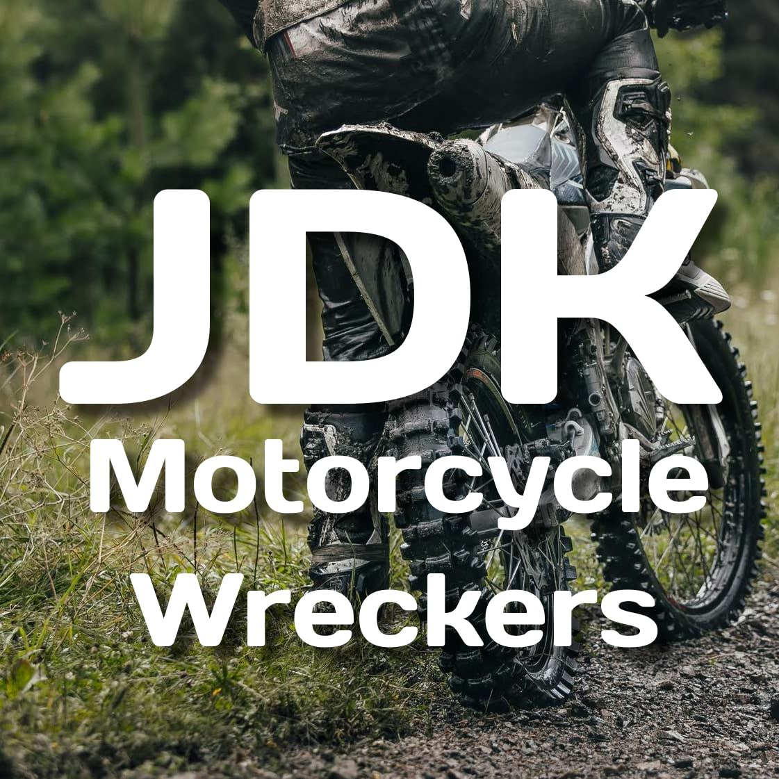 JDK Motorcycle Wreckers