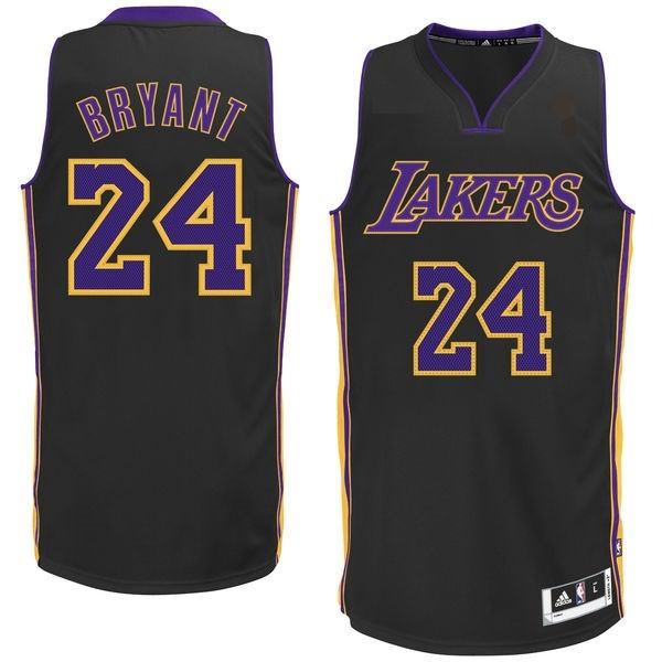 check out ddb46 3dfeb Details about Kobe Bryant LA Lakers #24 NBA Basketball Gold/Black/Purple  Jersey - S - XXL
