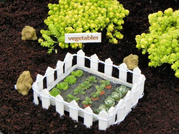 Fairy Vegetable Patch